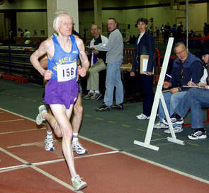 Ed Whitlock Long Distance Running