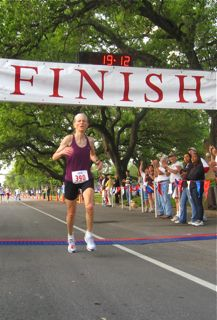 Sabra-Harvey-record-5k-road-run